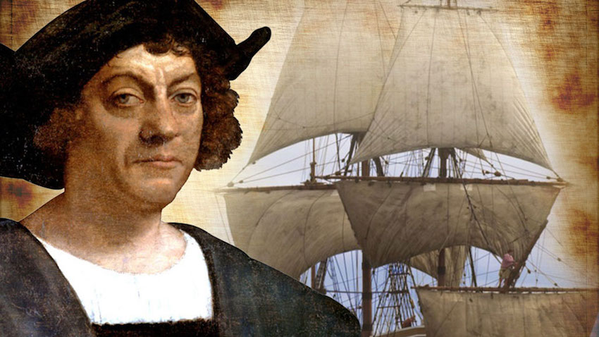 If Columbus can do it, why can't you?