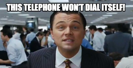 20 Reasons Why I Will Stick to Cold Calling