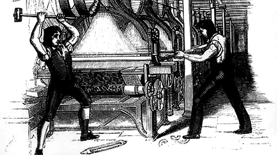 If you are an SDR, don't be a luddite
