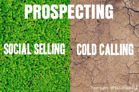 Lush pasture or barren land? How you should be prospecting. - Digital Leadership Associates